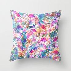 Palmtastic Throw Pillow