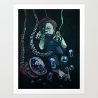 Born Again Art Print