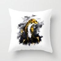 The Cheetah Throw Pillow