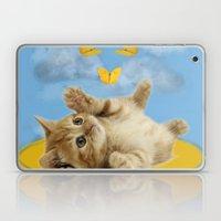 Kitty Wonder Laptop & iPad Skin