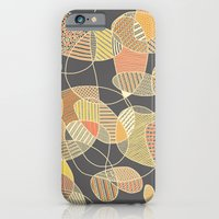 Tangled (grey version) iPhone 6 Slim Case