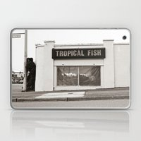 Corner Fish Shop Laptop & iPad Skin