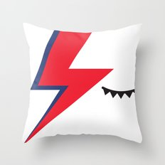 D.B. Throw Pillow
