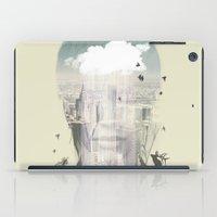 Wild New York iPad Case