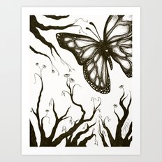 Anthropocene Art Print