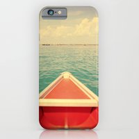 iPhone Cases featuring Mathilde #1 by Alicia Bock