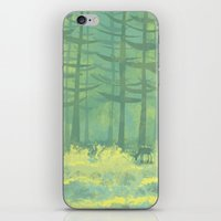 The Clearing iPhone & iPod Skin