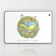 The Elephant's Garden - … Laptop & iPad Skin