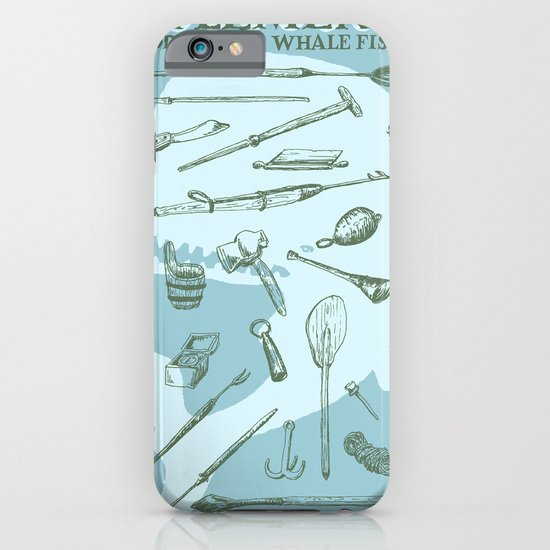 Moby Dick iPhone & iPod Case