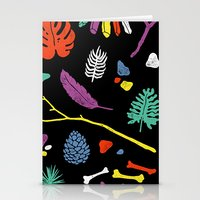 Organisms Stationery Cards
