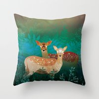 Last Solstice Throw Pillow