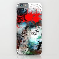 iPhone & iPod Case featuring Red by Irmak Akcadogan