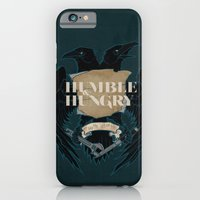 iPhone & iPod Case featuring Humble and Hungry by Joshua T.Pearson