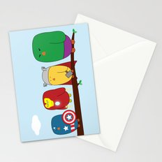The Avengers Stationery Cards