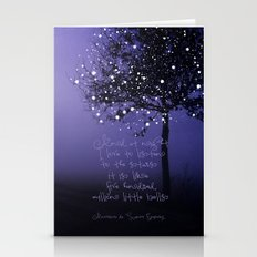 A MILLION STARS Stationery Cards