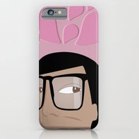 iPhone & iPod Case featuring Elle by Celine Bellini