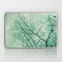 Tree In Green Laptop & iPad Skin