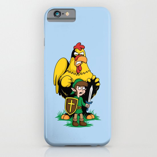 The Legend of Ernie (light background) iPhone & iPod Case
