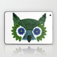 So Many Leaves = 1 Owl (… Laptop & iPad Skin