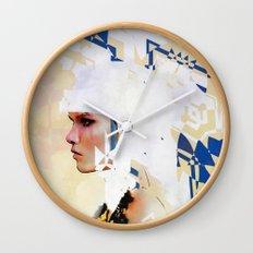 Valkyrie 2 Wall Clock