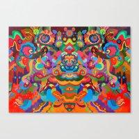 Cynosure Canvas Print