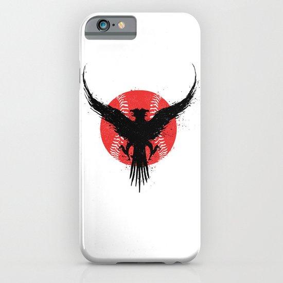 Eagle baseball iPhone & iPod Case