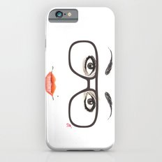 Hipster Eyes 3 iPhone 6s Slim Case