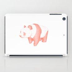Geo Panda iPad Case