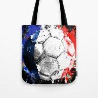 football France Tote Bag