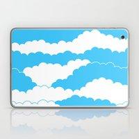 Blue Sky Laptop & iPad Skin
