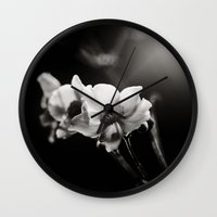 Anemonish Wall Clock