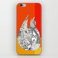 Fuego iPhone & iPod Skin