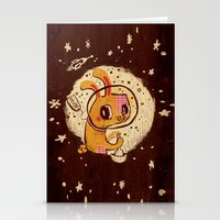 Jade Rabbit  Stationery Cards