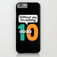 I Owe You, One iPhone 6 Slim Case