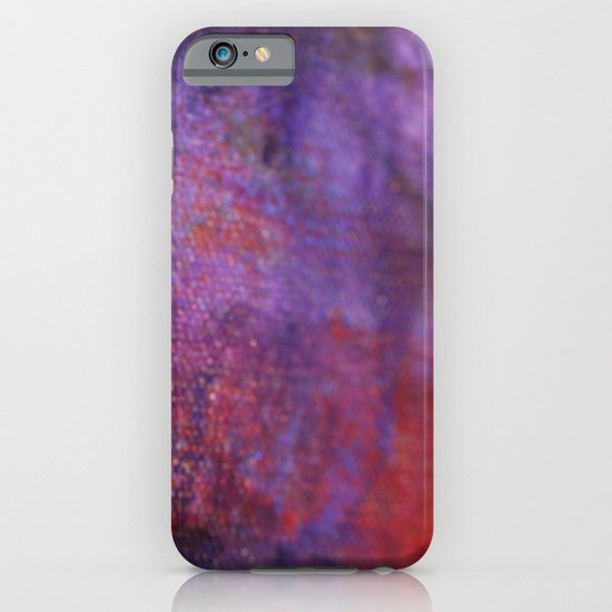 Red Vastness iPhone & iPod Case
