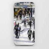 London Commuter Art iPhone 6 Slim Case
