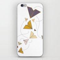 Avioncitos iPhone & iPod Skin