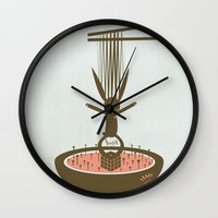 사춘기: 토끼누들 … Wall Clock