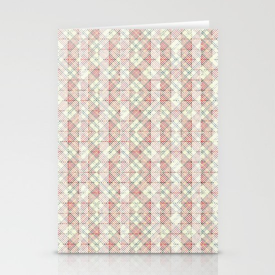 Lines Stationery Card