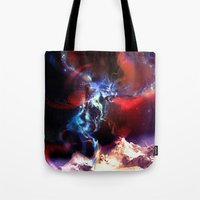 Celestial Force Tote Bag