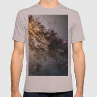 Spectacular Centaurus A Mens Fitted Tee Cinder SMALL