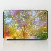 Jacaranda In My Dreams iPad Case