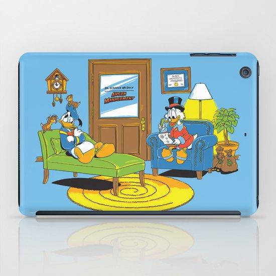 Quack Therapy iPad Case