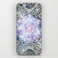 Celestial Mandala iPhone & iPod Skin