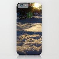 Blue Afternoon iPhone 6 Slim Case