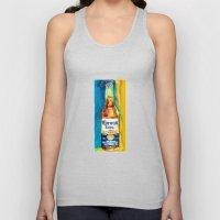 Corona Beer Unisex Tank Top
