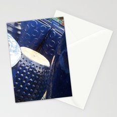 Blue Stack Stationery Cards