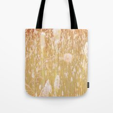 i am grass Tote Bag