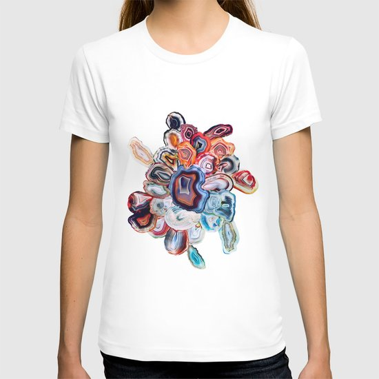 Earth's Loveliness, Agate Collection T-shirt