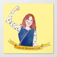Unbreakable Kimmy Schmidt Canvas Print